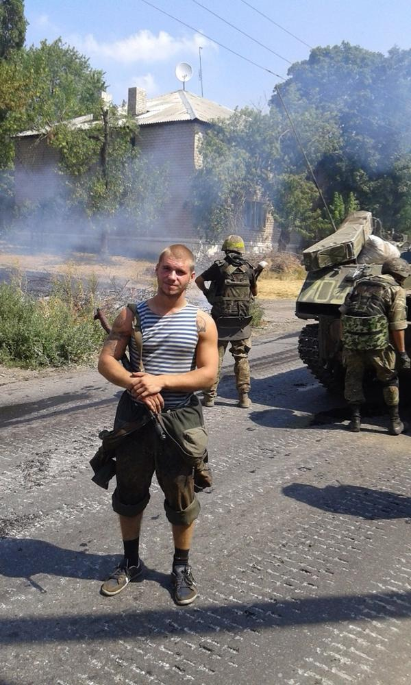 Ukrainian troops liberated Zhdanivka