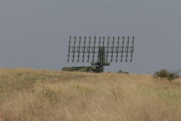 Radar, near the Russia-Ukraine border