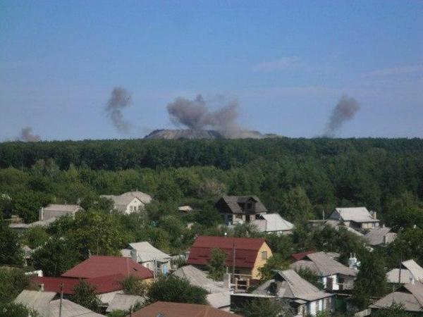 Shells hit chemical plant in Makiivka, one worker was killed
