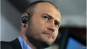 Right Sector Yarosh canceled the ultimatum and March on Kyiv