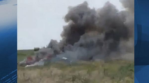 Militants claims that they have shot down 2 Ukrainian Su-25 in Luhansk region