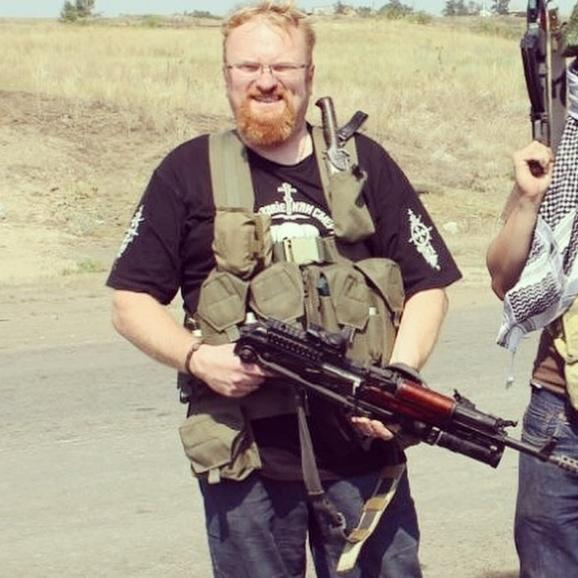 Reports that Russian MP Milonov can be with terrorists now