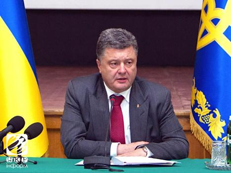 Poroshenko will dissolve Parliament next week