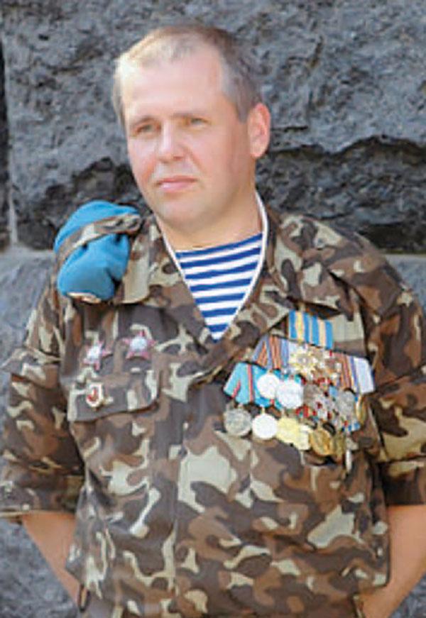Leader of the Afghanistan veterans of Ukraine was killed near Luhansk