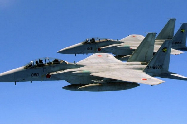 Japan jets intercept Russian nuclear-capable bombers