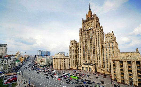 Russian MFA: we decided to move humanitarian convoy to Luhansk