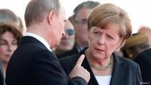 Putin told Merkel, why humanitarian convoy invaded Ukraine