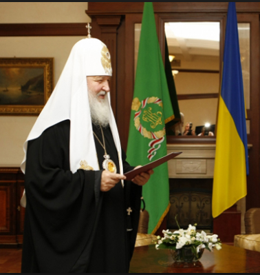 Russian Patriarch Kirill congratulated Ukrainians on independence Day