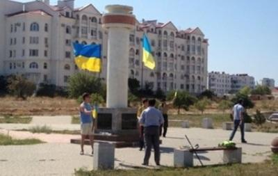 The organizer of the rally for Independence Day was detained in Sevastopol