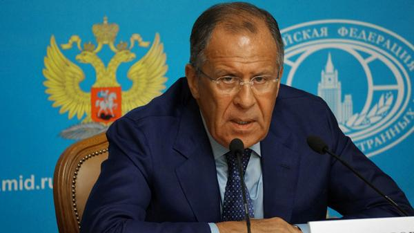Lavrov to hold press conference on Ukraine in less than 1 hr