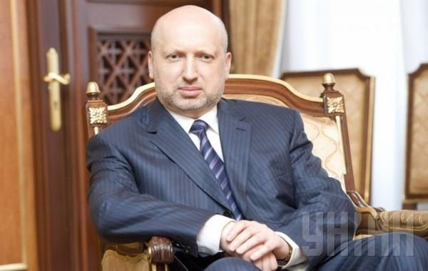 Turchynov(head of dissolved Rada) believes that only the army could end the war.
