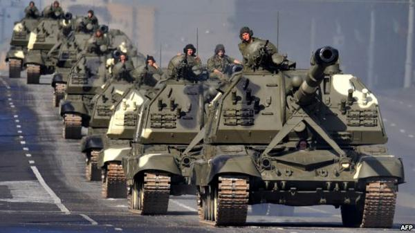 The defense Ministry of Belarus denies the increased military activity near Ukrainian border