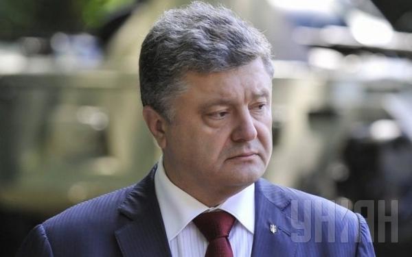 Poroshenko flew to Minsk to meet with Putin