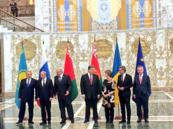 Meeting in Belarus