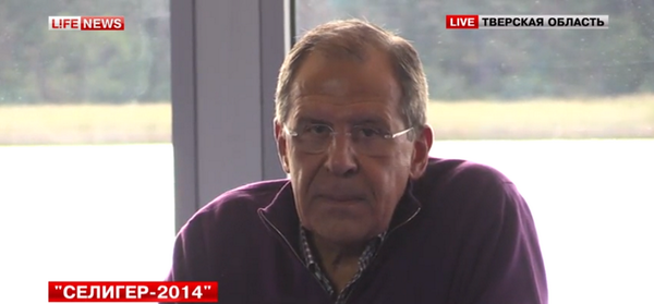 Lavrov: the Second humanitarian convoy to Ukraine will not be last