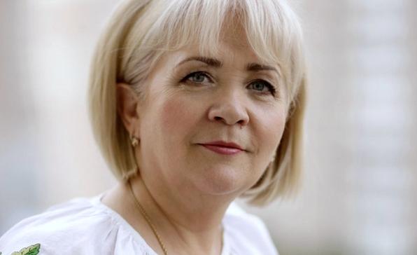 Former head of the state property fund Valentyna Semeniuk-Samsonenko has shot herself in own house