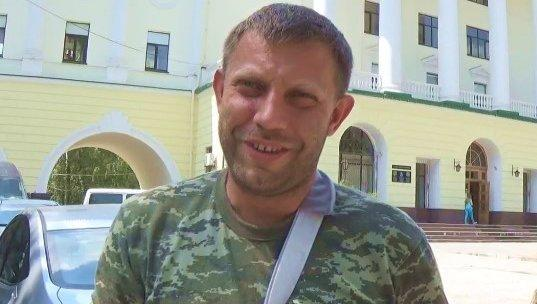 Zaharchenko: In ranks of the militia of DNR be part of up to 4k volunteer from Russia.