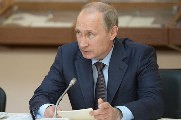 Putin and Prime Minister of Italy discussed the crisis in Ukraine