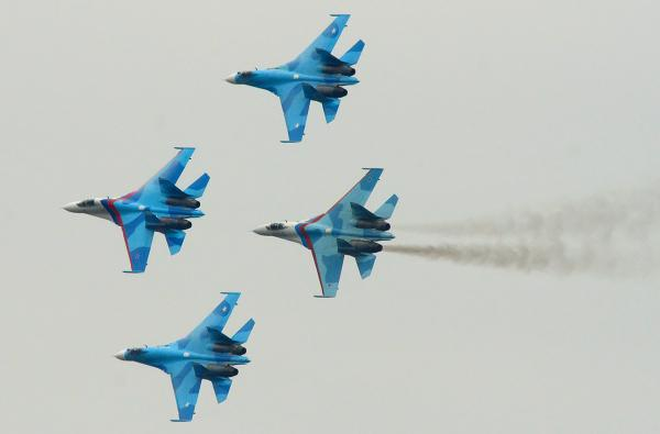 Russian-Indian air force drills started in Lipetsk