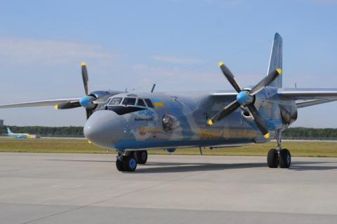 Ukrainian aircraft AN-26 Lucky ready to go to the Donbass