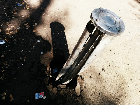Russia uses cluster bombs against Ukrainian forces