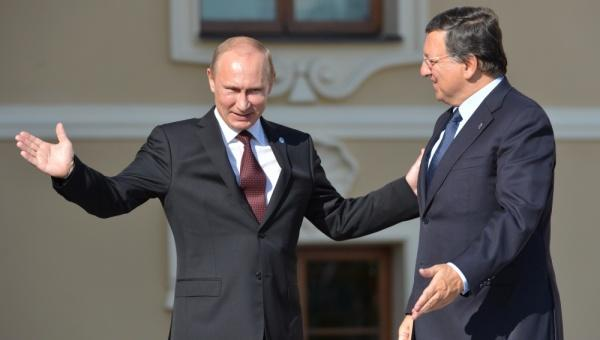 If I Want, I Will Take Kyiv in Two Weeks, Vladimir Putin Warns EU's Barroso