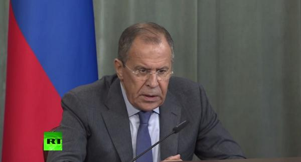 Lavrov: Attempts to resolve the conflict in Ukraine militarily is hopeless