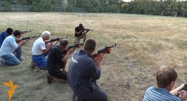Mariupol is preparing for guerrilla warfare against Russia