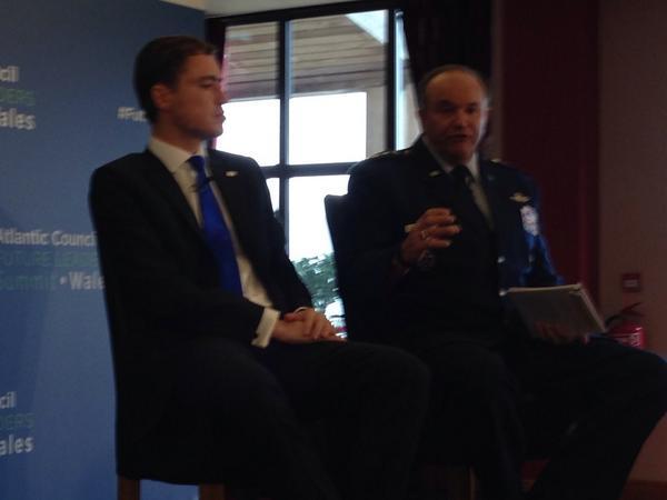 @PMBreedlove: NATO Response Force now tailored to Russian capabilities & threat FutureNATO