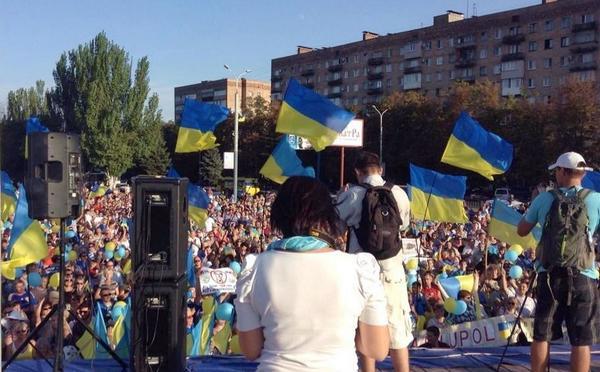 Mariupol now