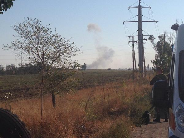 Fights east to Mariupol