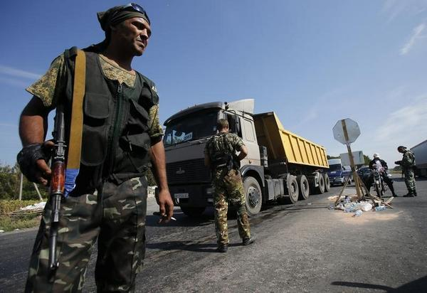 Ukraine: Russian militants using civilians in forced labor punishment brigades near front lines - @HRW