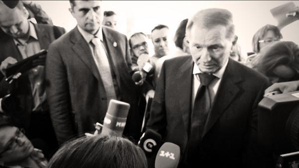 Ex-President of Ukraine Leonid Kuchma says Immediate ceasefire before Ukraine talks are set to begin