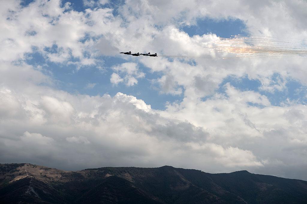 Russian airshow in Gelendzhik