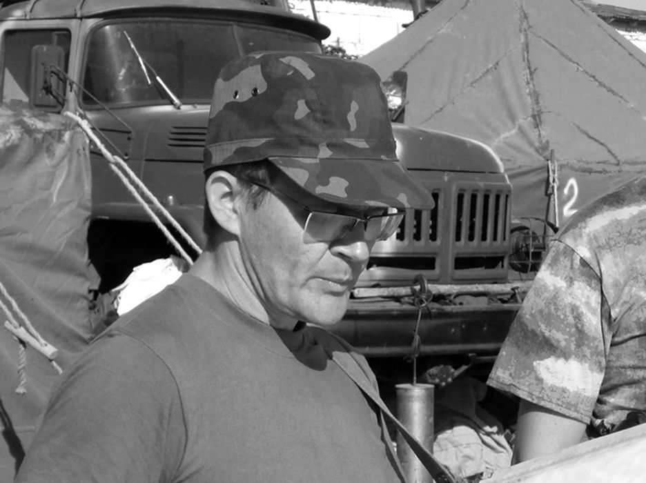 Ukrainian journalist Oleg Zadoyanchuk(Ukrinform) was killed near Luhansk