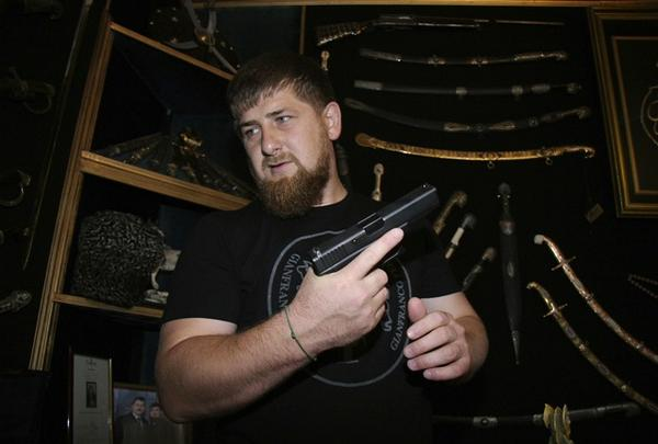 Kadyrov: If I was in charge of the militia, i have attacked Kyiv long time ago