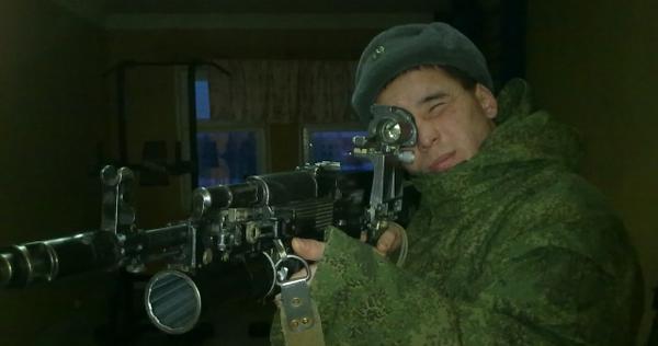 Soldier Tleuzhan Kinibaev was buried in Pskov
