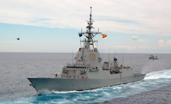 The United States, Spain and other countries are involved on SeaBreeze @USNATO @NAVEUR_NAVAF @Defensagob