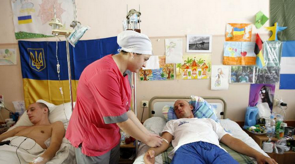 .@WHO: No vaccine stocks in crisis-hit Ukraine