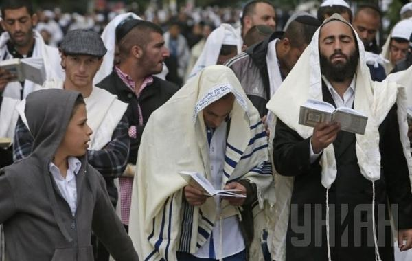 More Hasidim piligrims will travel to Uman' this year