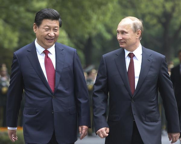 Xi Jinping meets Putin ahead of SCO summit