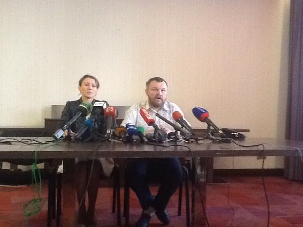 Novorussia: Ukraine has not feed our captives for 15 days. Don't want to give all. 500 missing.
