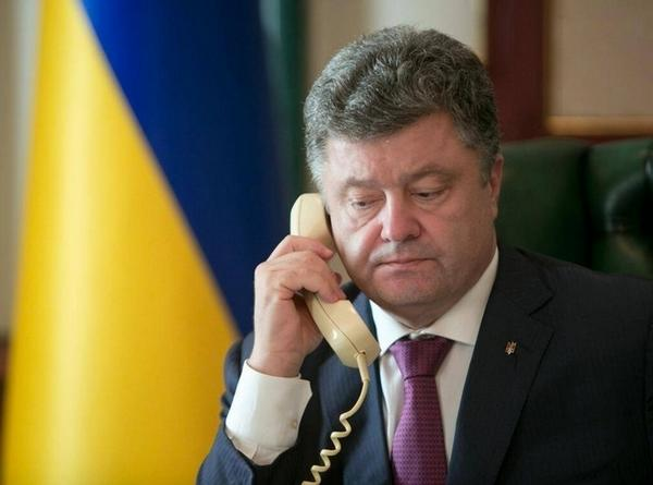 Poroshenko convene an emergency meeting of NSDC. In 1 hour