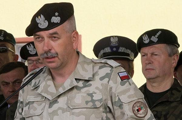 Gen Janusz Adamczak new Chief of Staff @ NATO Joint Force Command Brunssum h/t @JacekZMatuszak