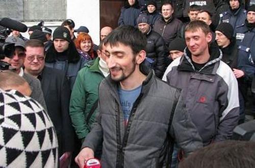 Pro-Russian terrorist Topaz was freed