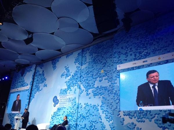 Barroso: I met Putin 25times,her never mentioned he's against Ukraine in the EU YESUkraine2014