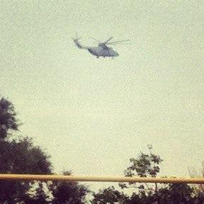 Mi-26 (Neklinovskiy district,Rostov region)