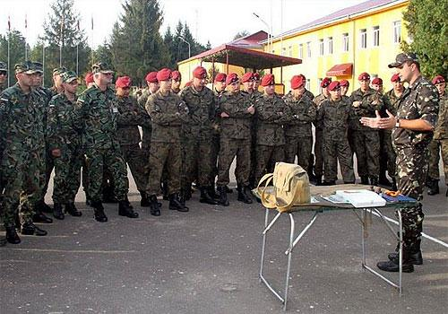 Rapid Trident-2014 Is about to begin in Lviv region