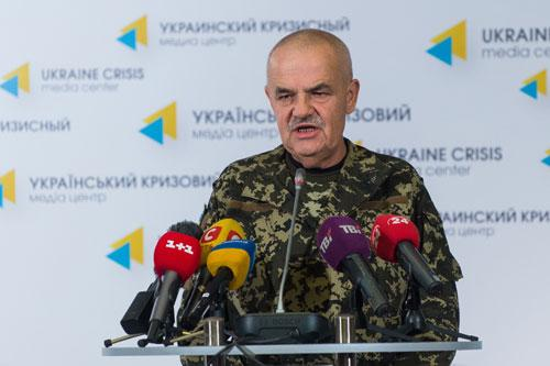 Three Ukrainian soldiers were killed in Donets'k airport today