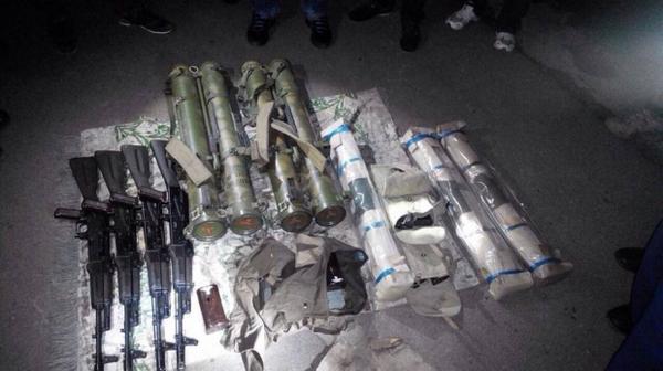 SBU detained saboteurs In Mariupol